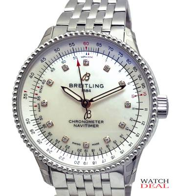 Buy Breitling Superocean watches online at low prices - at Watchdeal