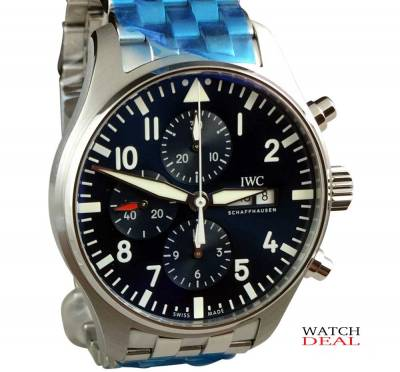 IW377717 - IWC Pilot's Watch Chronograph Edition Le Petit Prince