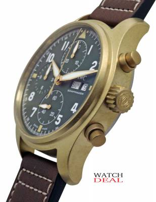 IW387902 - IWC Pilot's Watch Chronograph Spitfire