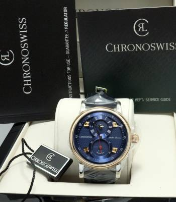Chronoswiss watch, shop online for a bargain at Watchdeal in Stuttgart check it out now