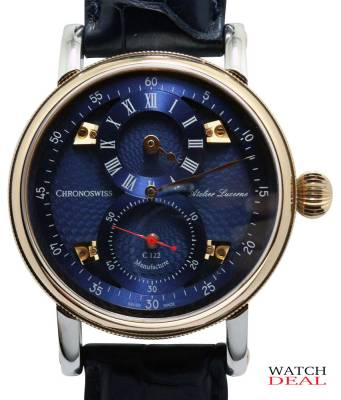 CH-1242.3-BLBL - Chronoswiss Flying Regulator Manufacture
