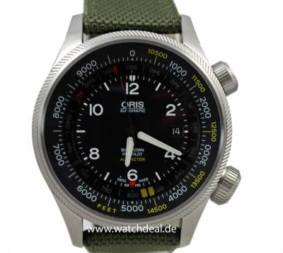 Oris Big Crown ProPilot Altimeter  01 733 7705 4134-Set 5 23 14FC
