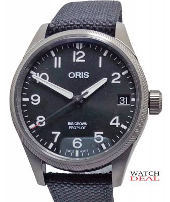 01 751 7697 4264-07 5 20 15GFC  - Oris Big Crown ProPilot Big Date