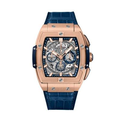 Hublot Spirit Of Big Bang King Gold Blue 42mm 641.OX.7180.LR