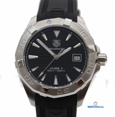 Tag Heuer Aquaracer Calibre 5 Automatik 40,5mm WAY2110.FT8021