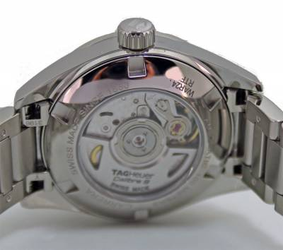 WAR2411.BA0776 - TAG Heuer Carrera Calibre 9 Ladies 28mm