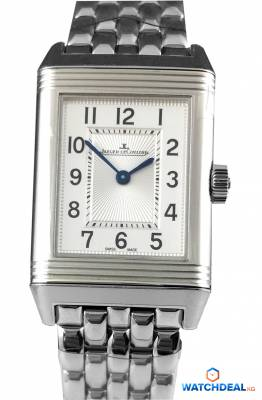 70ce56d26a7 Jaeger-LeCoultre Reverso Classic Small Stainless Steel 2618130