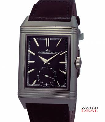 4c6a618fff7 Jaeger-LeCoultre Reverso watch shop online for a bargain at Watchdeal in Stuttgart  check it