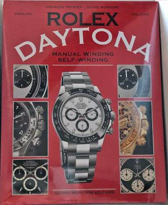 Rolex Daytona manual and selfwinding Mondani Patrizzi