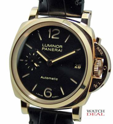 Panerai Luminor Due PAM 00908 Limited edition full set
