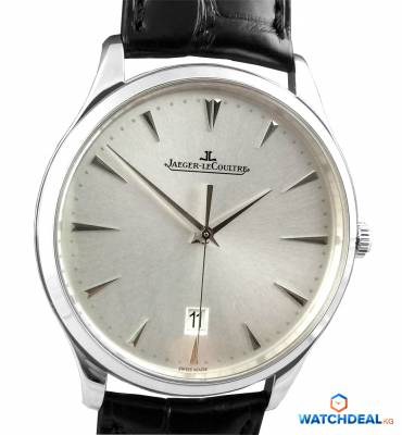 Jaeger LeCoultre Master Ultra Thin Current