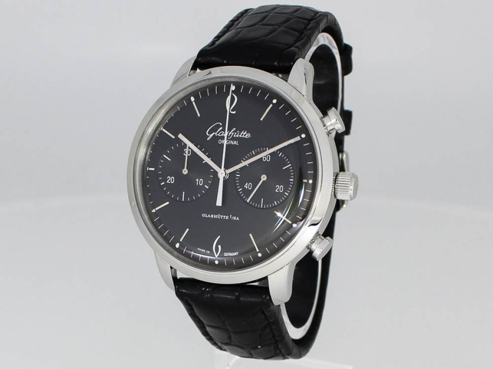 Glashütte Original Sixties Glashütte Original Sixties Chronograph: All models & prices at Watchdeal