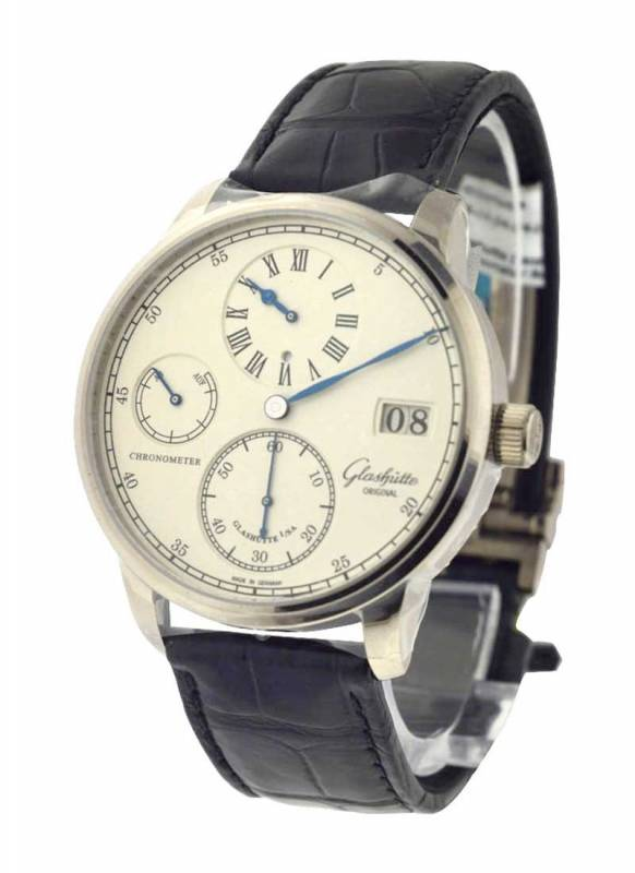 Glashütte Original Senator Chronometer Regulator: Alle Modelle & Preise bei Watchdeal®