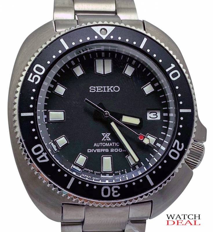 Watchdeal® - New Seiko Prospex Watches buy online safely at low cost