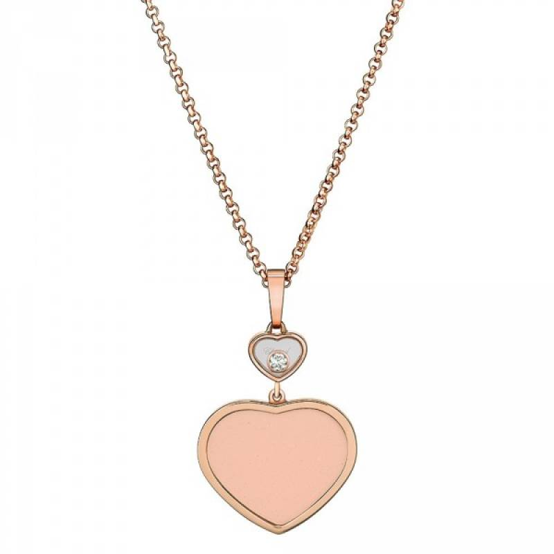 Chopard Happy Hearts Necklace with Pendant 797482-5601