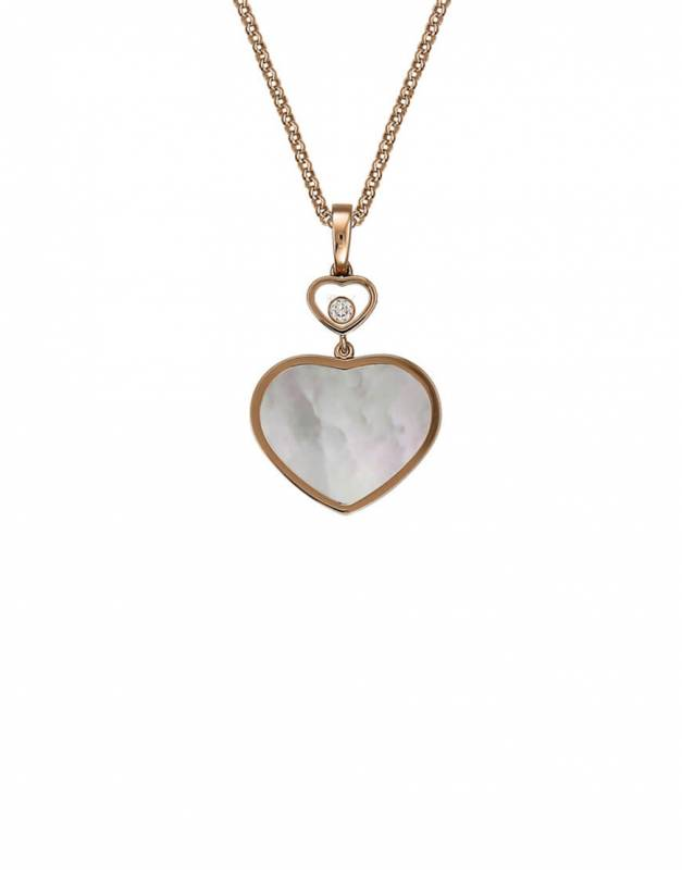 Chopard Happy Hearts Necklace with Pendant 797482-5301