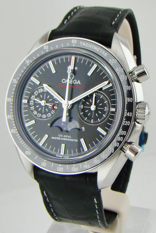 Watchdeal® 304.33.44.52.01.001 Omega Speedmaster Moonwatch Chronograph