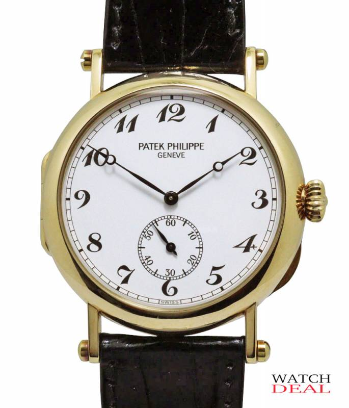 Patek Philippe Offiziersuhr Limited Edition Ref.3960 FULL SET