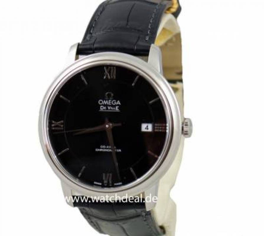 OMEGA DeVille Prestige Automatic Men's Watch 424.13.40.20.01.001