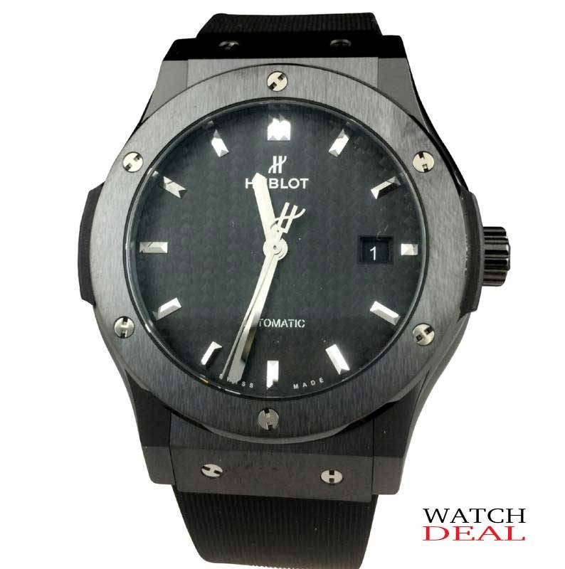Hublot Classic Fusion Black Magic 42mm 542.CM.1771.RX