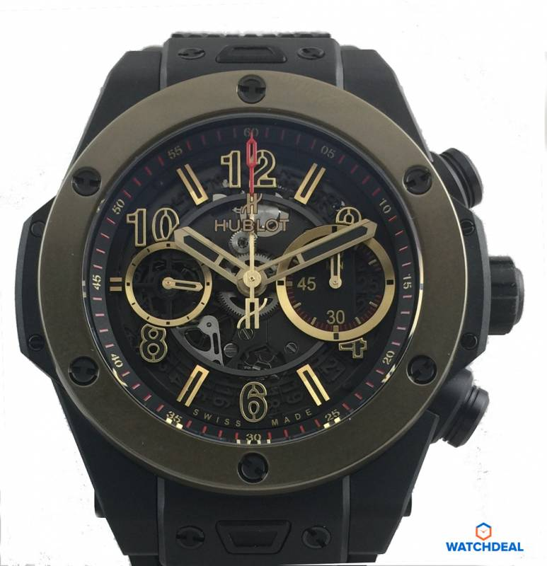 Hublot Big Bang Unico Ceramic Magic Gold 411.CM.1138.RX