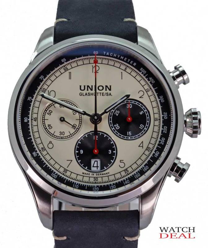 Union Glashütte watch, shop online for a bargain at Watchdeal in Stuttgart check it out now