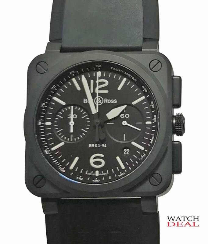 Bell & Ross watch, shop online for a bargain at Watchdeal in Stuttgart check it out now