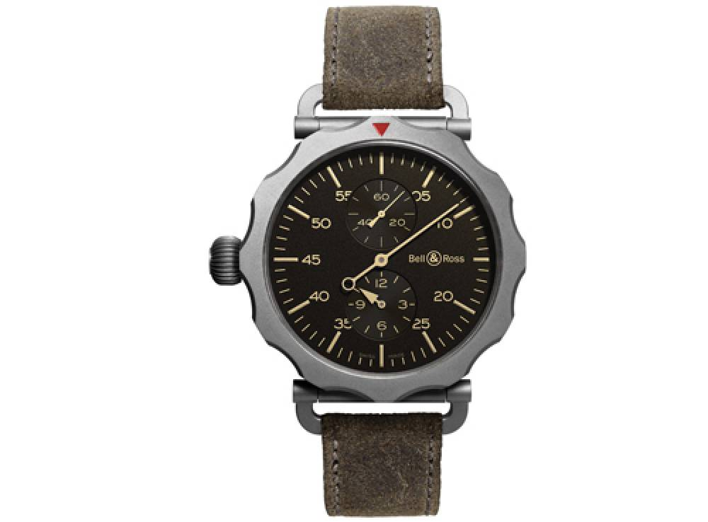 Bell & Ross WW2 REGULATEUR HERITAGE BRWW2-REG-HER/SCA
