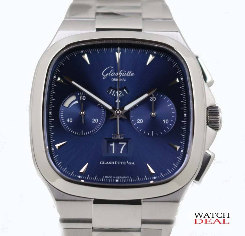 Glashütte Original watch shop online for a bargain at Watchdeal in Stuttgart check it out now