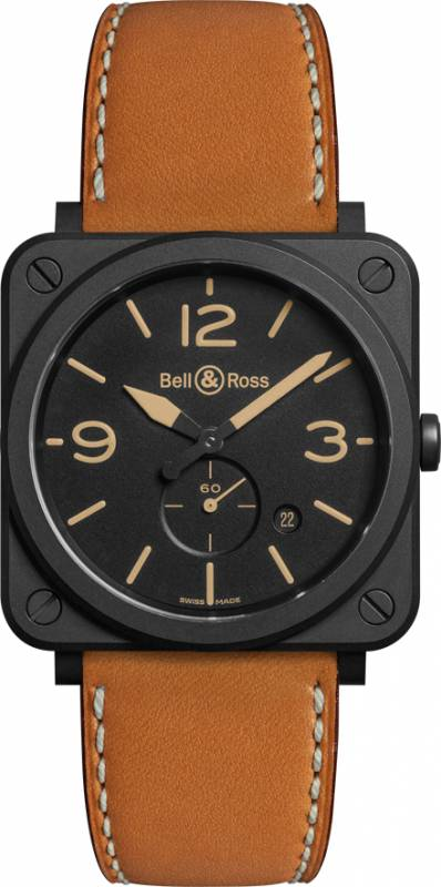 Bell & Ross BR S-92 BLUE STEEL 39mm BRS92-BLU-ST/SST ✓ Luxury watches from Bell & Ross at fair prices ✓ No platform ✓ Personal delivery ✓ Telephone advice ✓ Watchdeal has luxury watches at low prices for over 30 years ✓