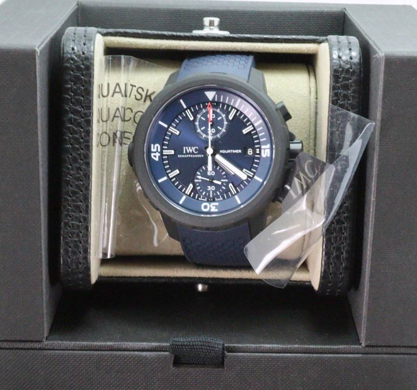IWC Aquatimer Chronograph Edition  Laureus Sport for Good 45mm IW379507