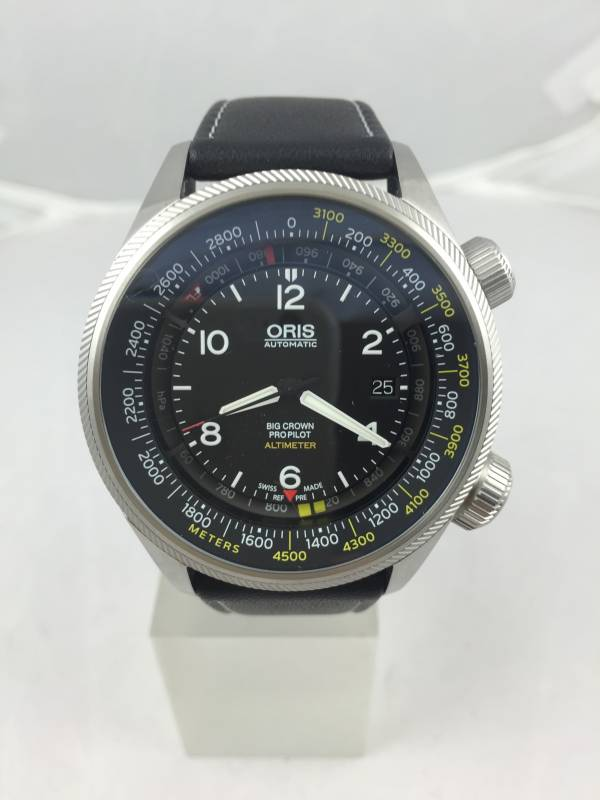 Oris Big Crown ProPilot Altimeter 01 733 7705 4164-Set 5 23 19FC